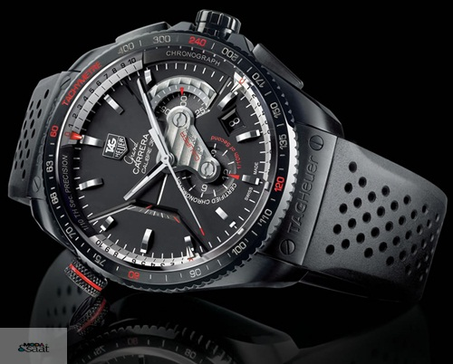 Tag Heuer Calibre 36Rs Chronometer Black